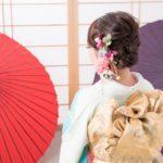 成人式の髪飾りで人気なのは生花やドライフラワー?手作りもできるよ